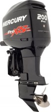 MOTOR DE POPA 2 Tempos - OPTIMAX 200L PRO XS OPT